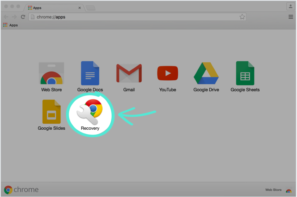 Chrome Apps Page